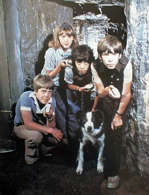 Le Club des cinq (1978) [correction intégrale]